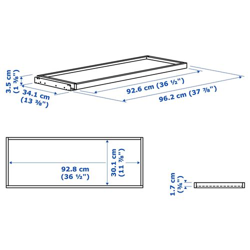 KOMPLEMENT,sliding tray