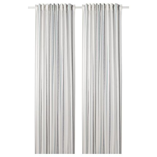 ADELSPINNARE,curtains, 1 pair