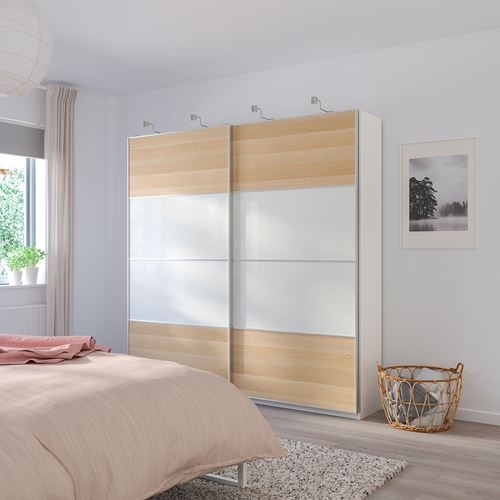 MEHAMN,panels for sliding door frame