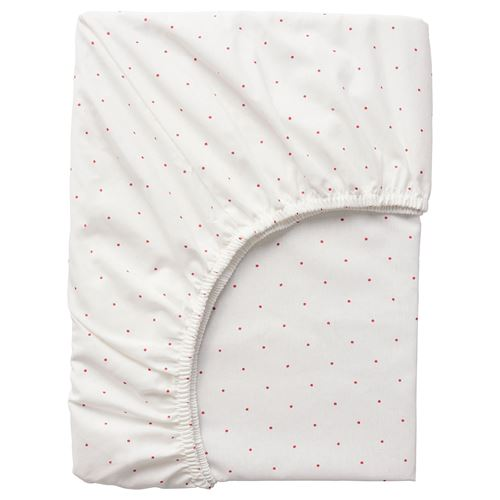 RÖDHAKE,quilt cover/pillowcase for cot