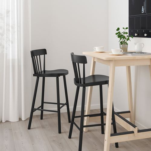 NORRAKER/NORRARYD,bar table and bar stools set