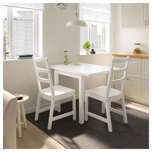 NORDVIKEN,table+4 folding chairs