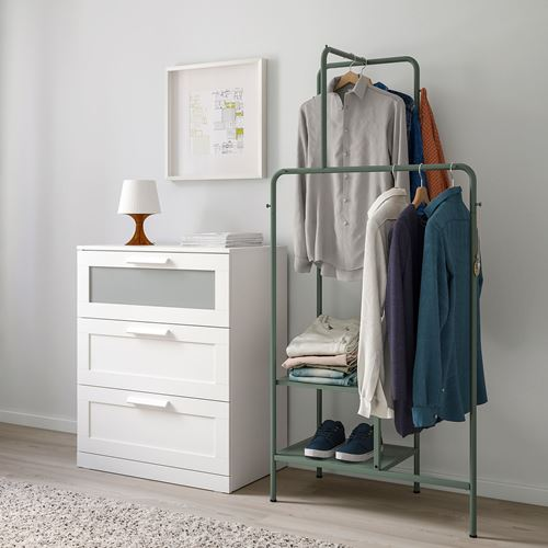 NIKKEBY,hat and coat stand