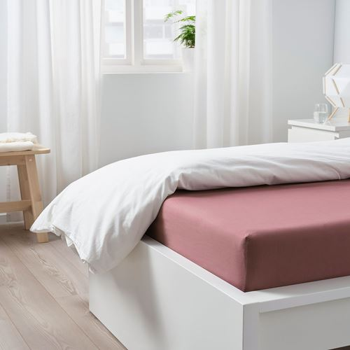 ULLVIDE,single fitted sheet