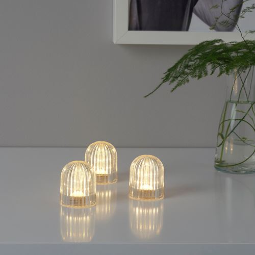VINTERFEST,LED lighting chain 10 bulbs