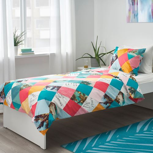 GRACIOS,single quilt cover and pillowcase