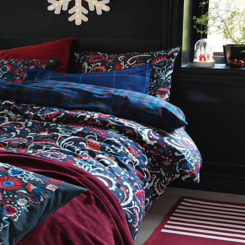 KRATTEN,single quilt cover and pillowcase