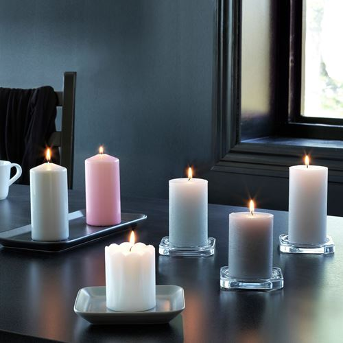 EFTERSKEN,block candle