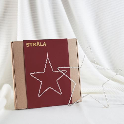 STRALA,LED lighting chain 10 bulbs