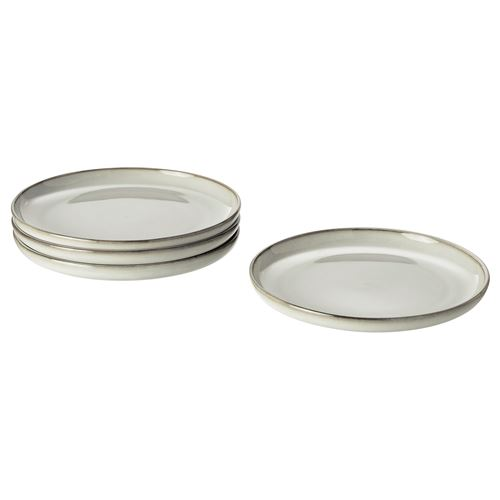 GLADELIG,side plate set