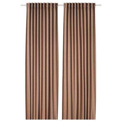 TIBAST,blackout curtain, 1 pair