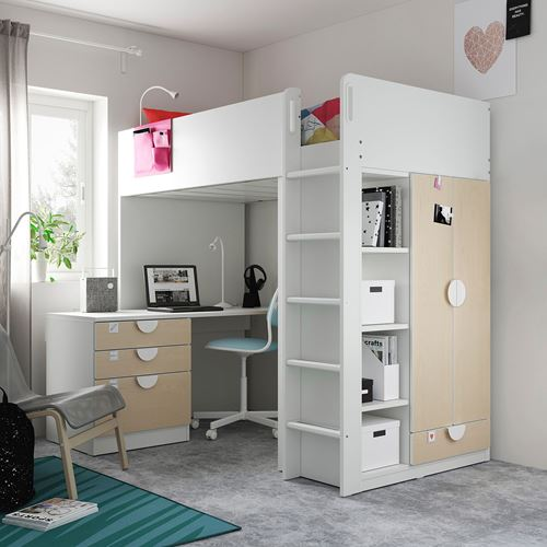 SMASTAD,bunk bed