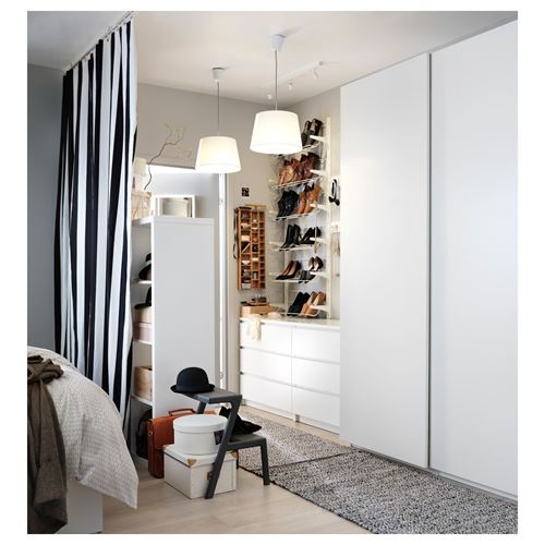 PAX/HASVIK,sliding door-wardrobe