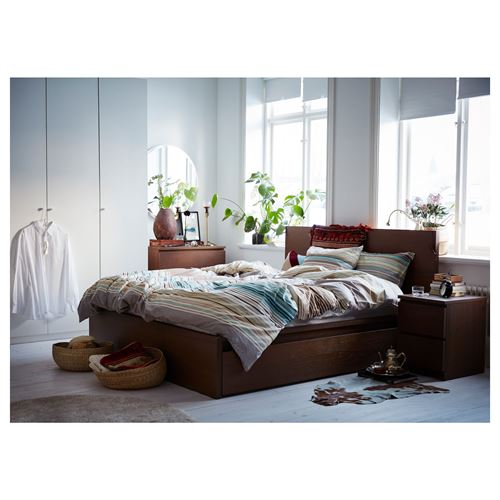 MALM/LÖNSET,double bed