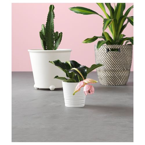 IKEA PS FEJÖ,self-watering plant pot