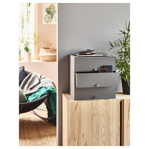 PALLRA,mini chest of drawers