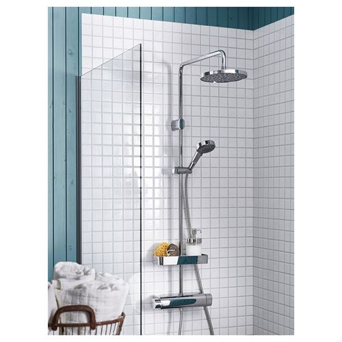 BROGRUND,shower set with thermostatic mixer