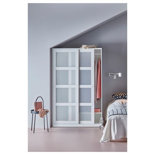 KVIKNE,sliding door-wardrobe