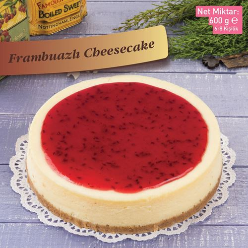 FRAMBUAZLI CHEESECAKE,Gıda Marketi