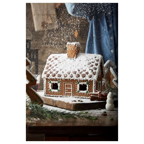 PEPPARKAKA,gingerbread house